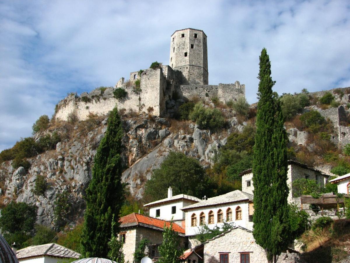 Stari grad Počitelj